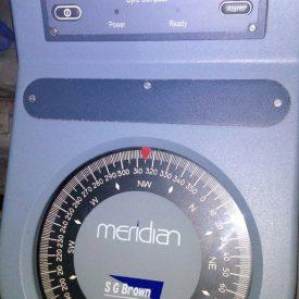 Meridian Gyro compass