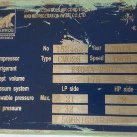CMO26 Compressor