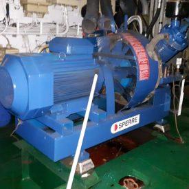 Sperre HL2-160 Compressor