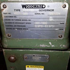 Woodward PGG58