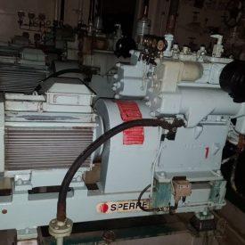Sperre HV2/210 Compressor