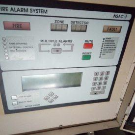 Fire Alarn System NSAC-1