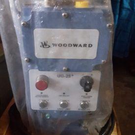 Woodward UG25+