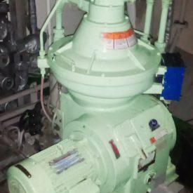 SJ25H Oil separator