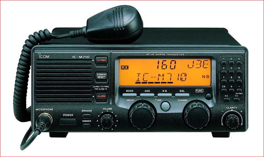 I COM IC-M710