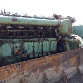 Yanmar T220L-ST engine