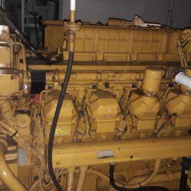 CAT 3516B Engine